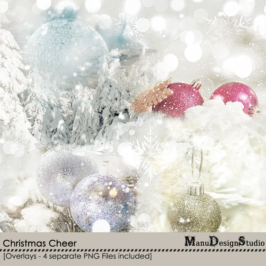 Christmas Cheer - Overlays