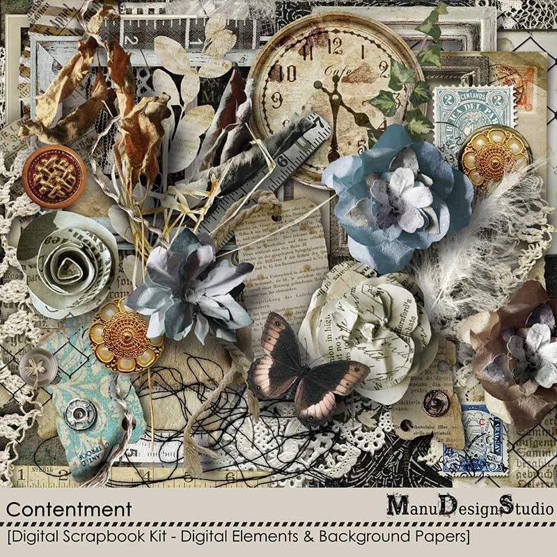 Contentment - Kit