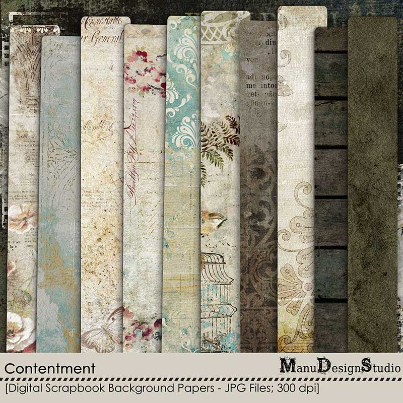 Contentment - Papers