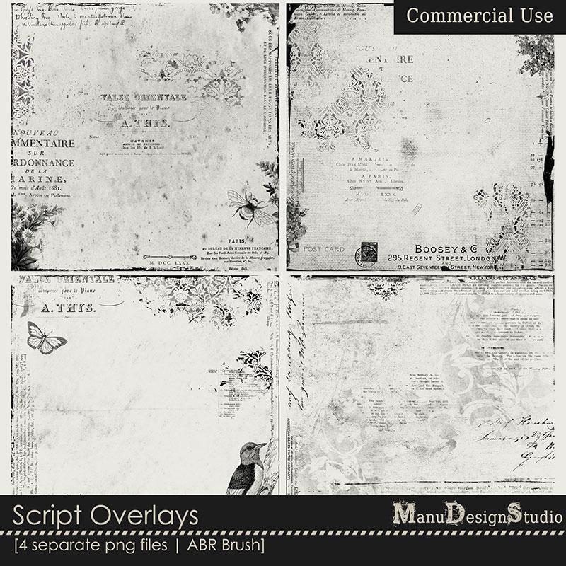 Script Overlays - CU