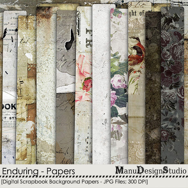 Enduring - Papers