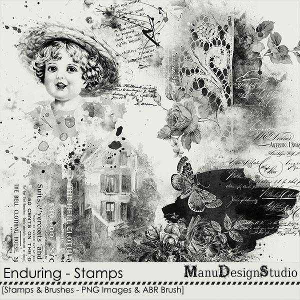 Enduring - Stamps