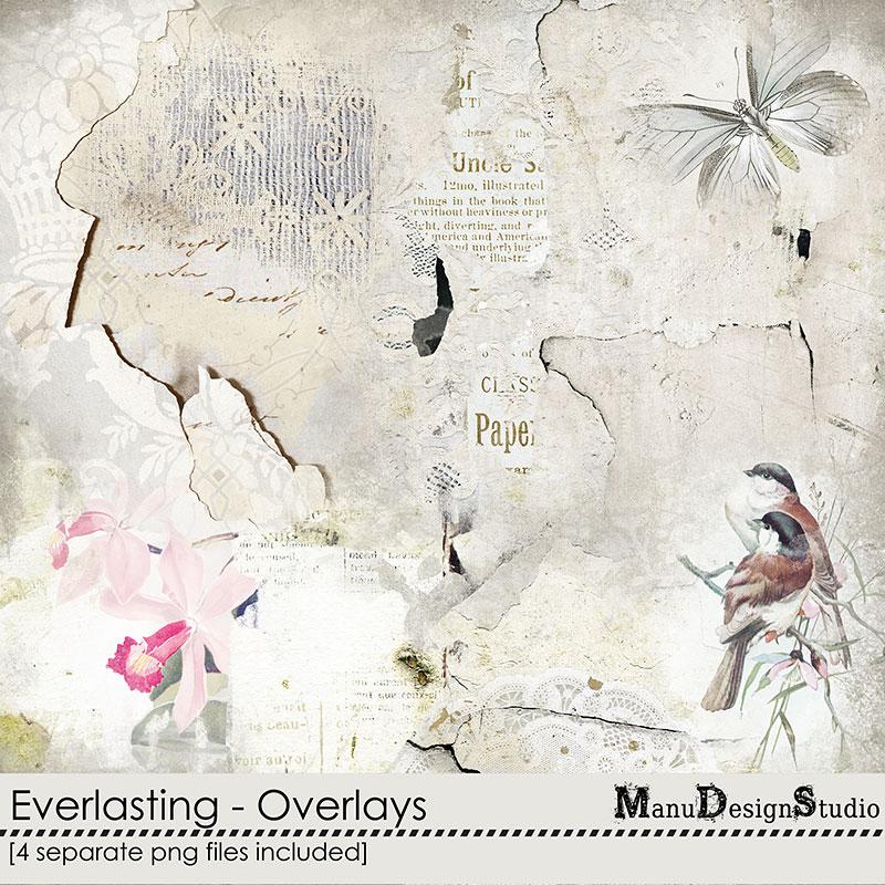 Everlasting - Overlays No.1