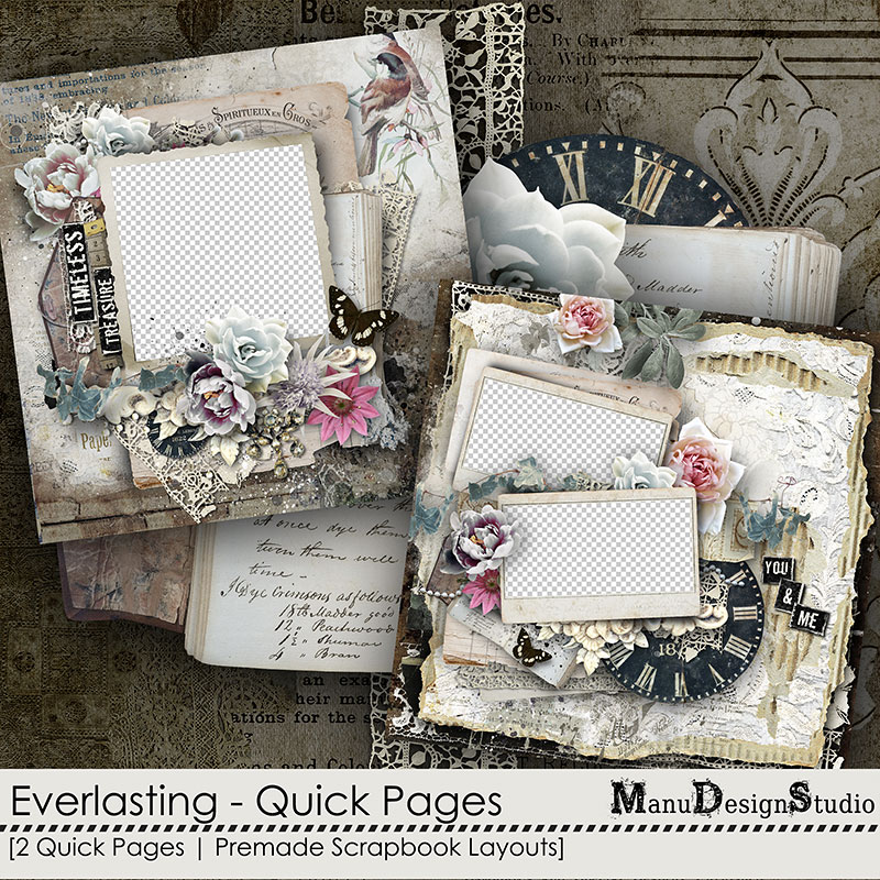Everlasting - Quick Pages