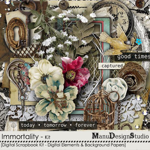 Immortality - Kit