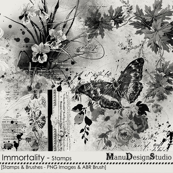 Immortality - Stamps