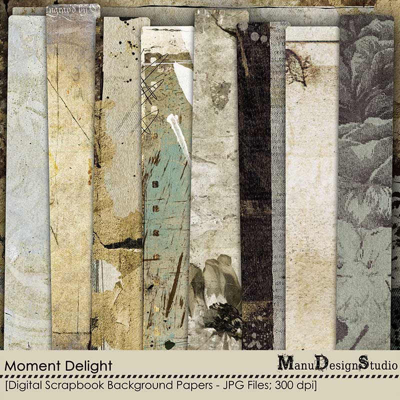 Moment Delight - Papers
