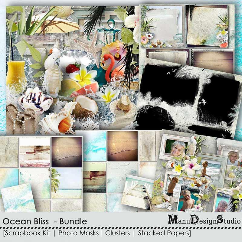Ocean Bliss - Bundle