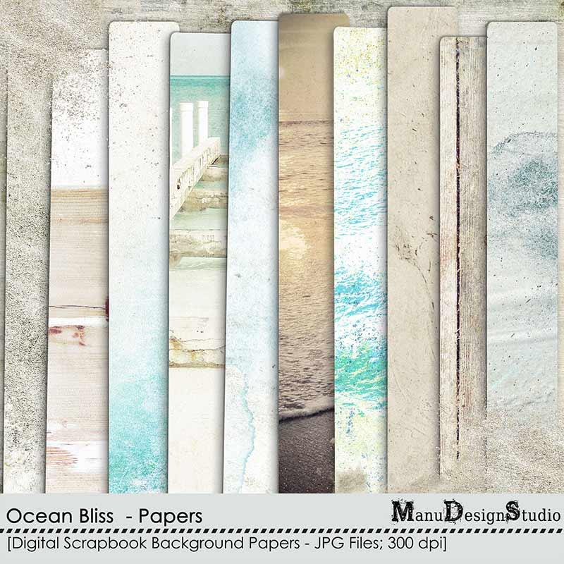 Ocean Bliss - Papers