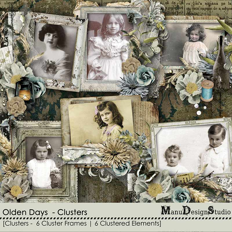 Olden Days - Clusters