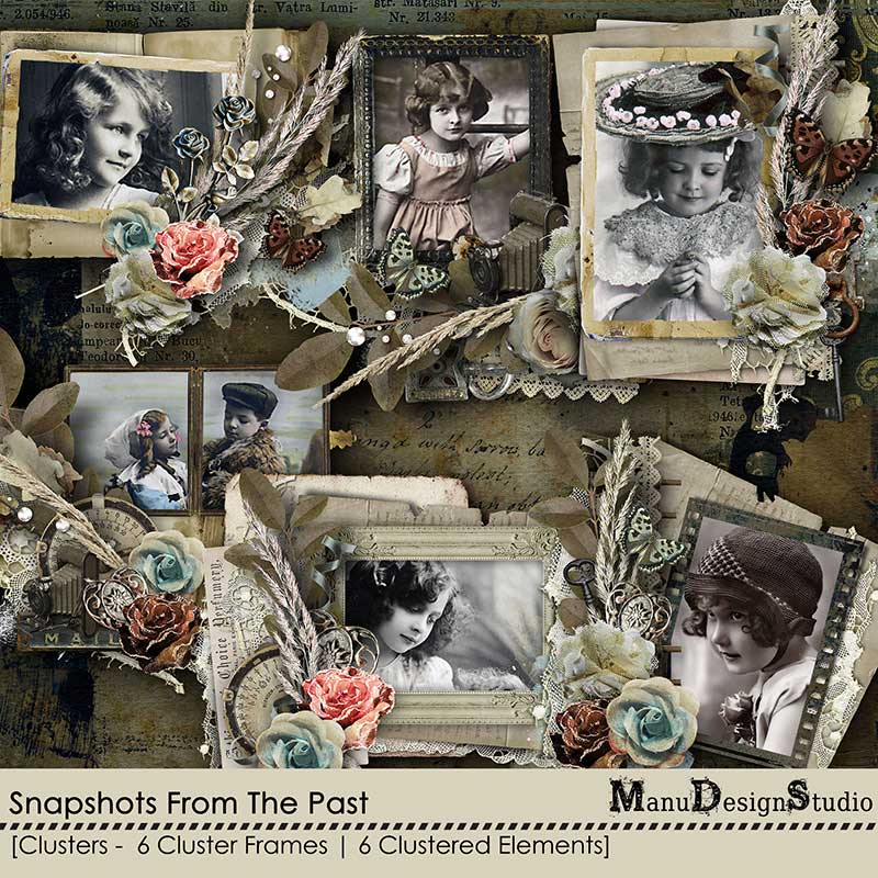 Snapshots From The Past - Clusters