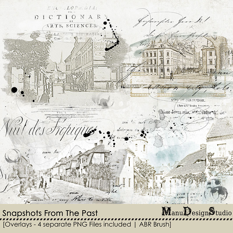 Snapshots From The Past - Overlays
