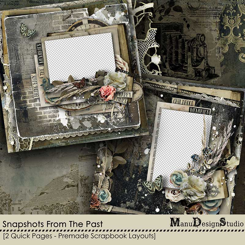 Snapshots From The Past - Quick Pages