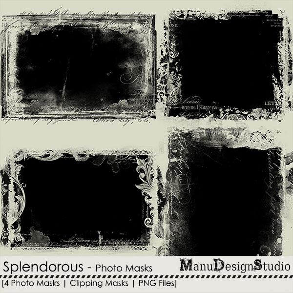 Splendorous - Photo Masks