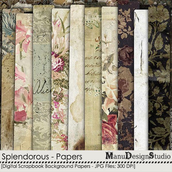 Splendorous - Papers