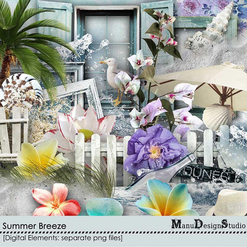 Summer Breeze - Elements