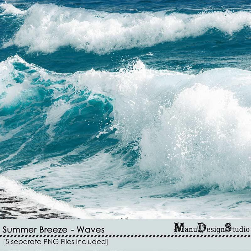 Summer Breeze - Waves