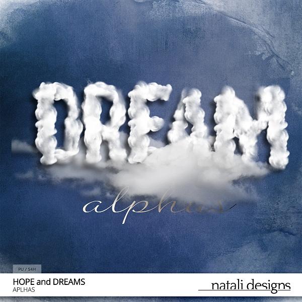 Hope and Dream Alphas