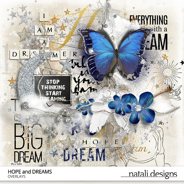 Hope and Dream Overlays