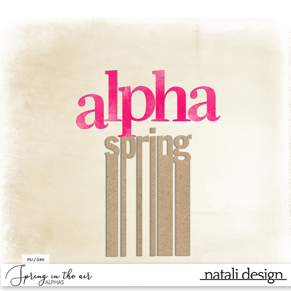Spring in the air Alphas
