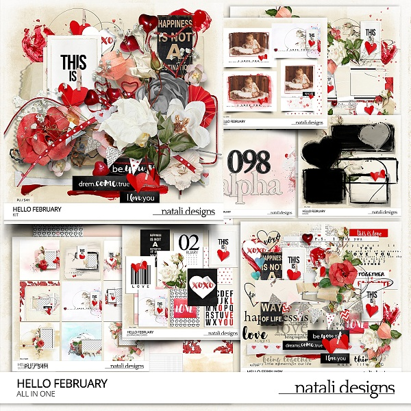 Hello February All in One