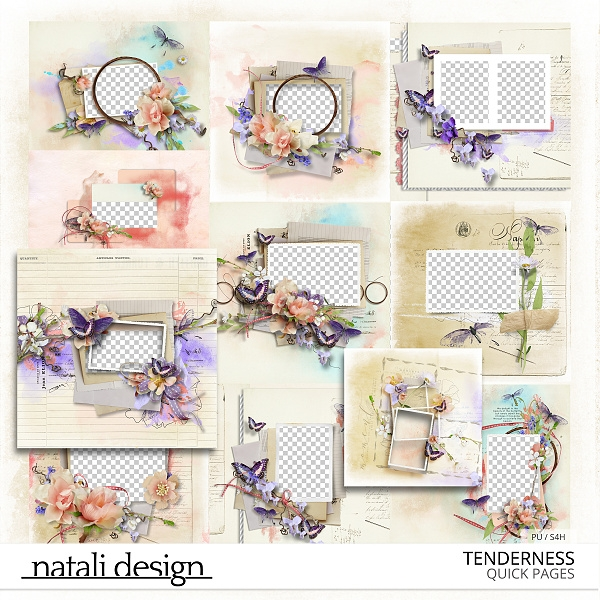 Tenderness Quick Pages
