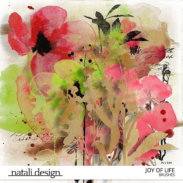 Joy of Life Brushes