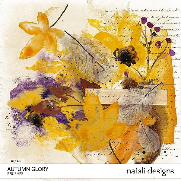 Autumn Glory Brushes