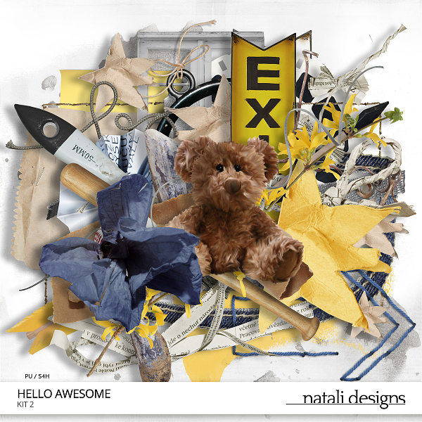 Hello Awesome 2