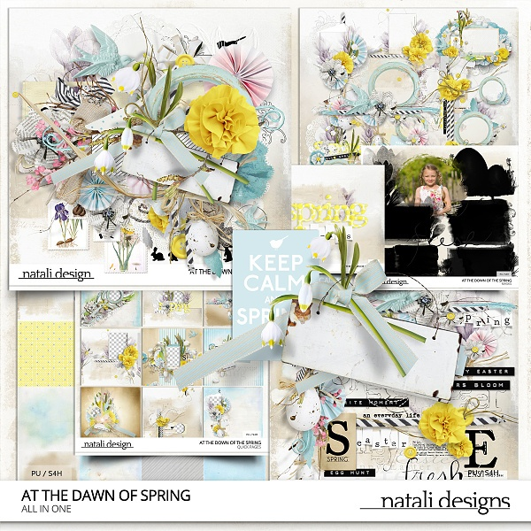 At the dawn of spring All in One