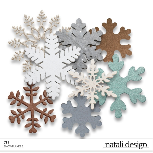 CU Snowflakes 2