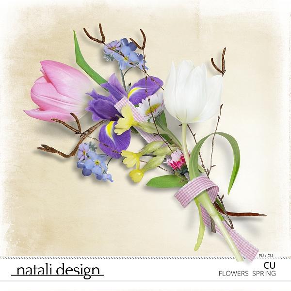 CU Flowers Spring