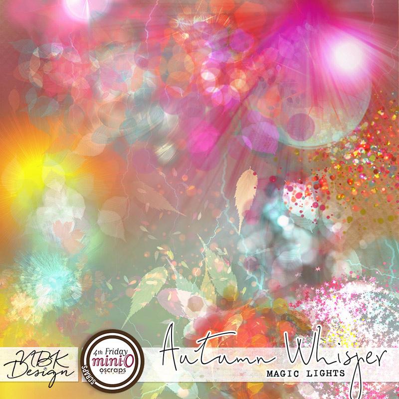 Autumn Whispers {Magic Lights}