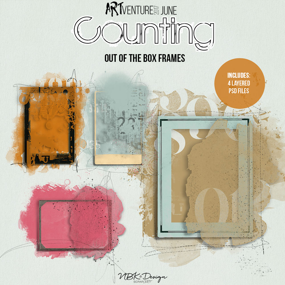 Counting {Out of the Box Frames}