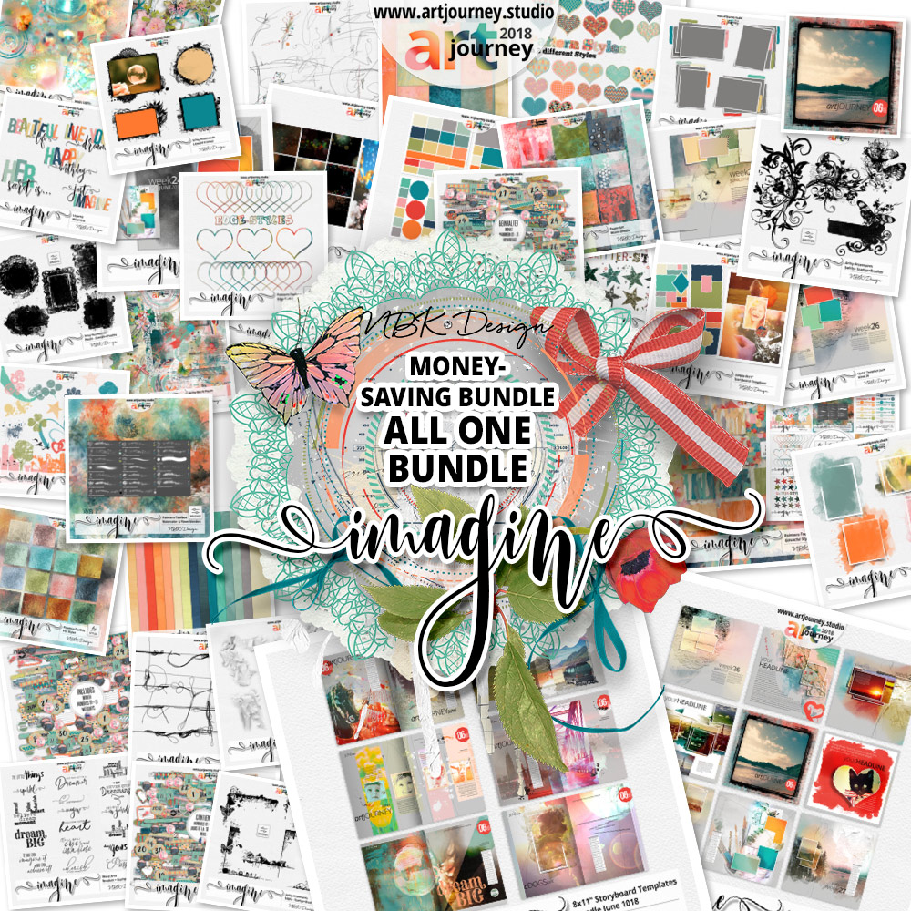 IMAGINE {Bundle Up! All in One}