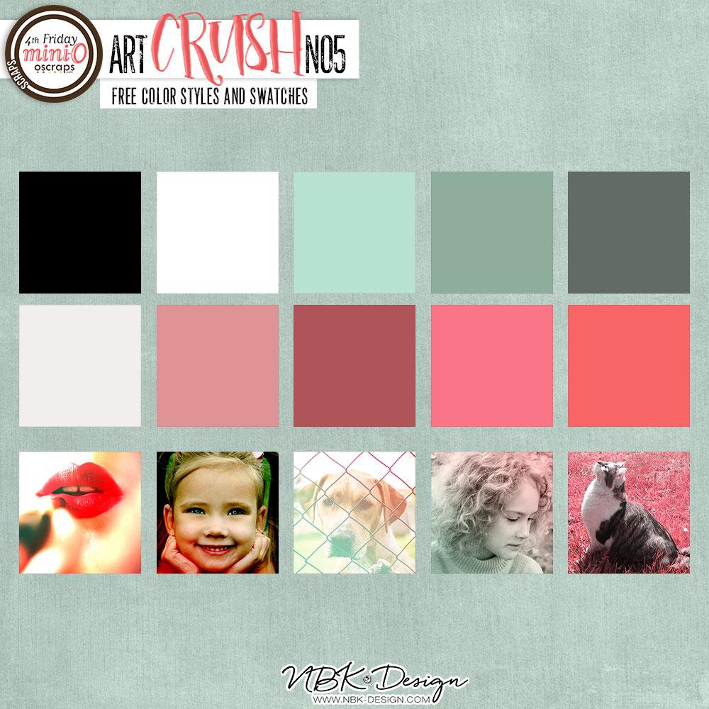 artCRUSH No5 {Colors}