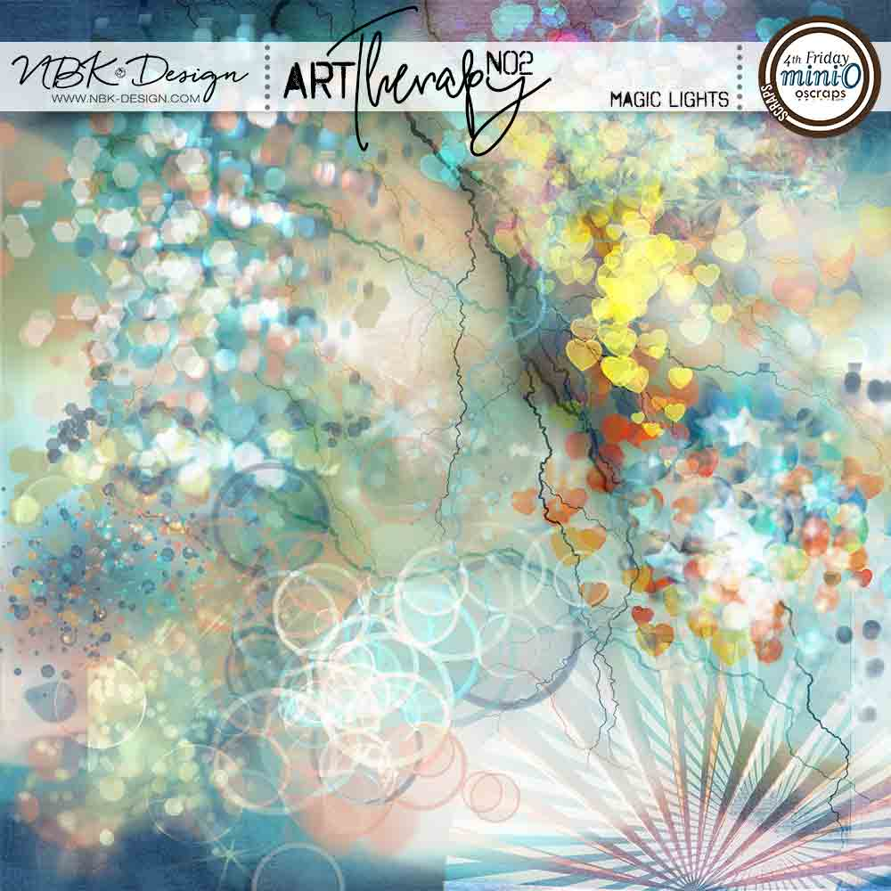 artTherapy No2 {MagicLights}