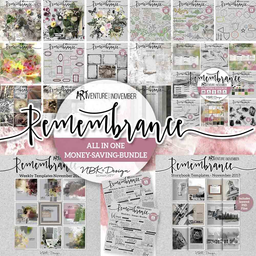 Remembrance {All in one Bundle}