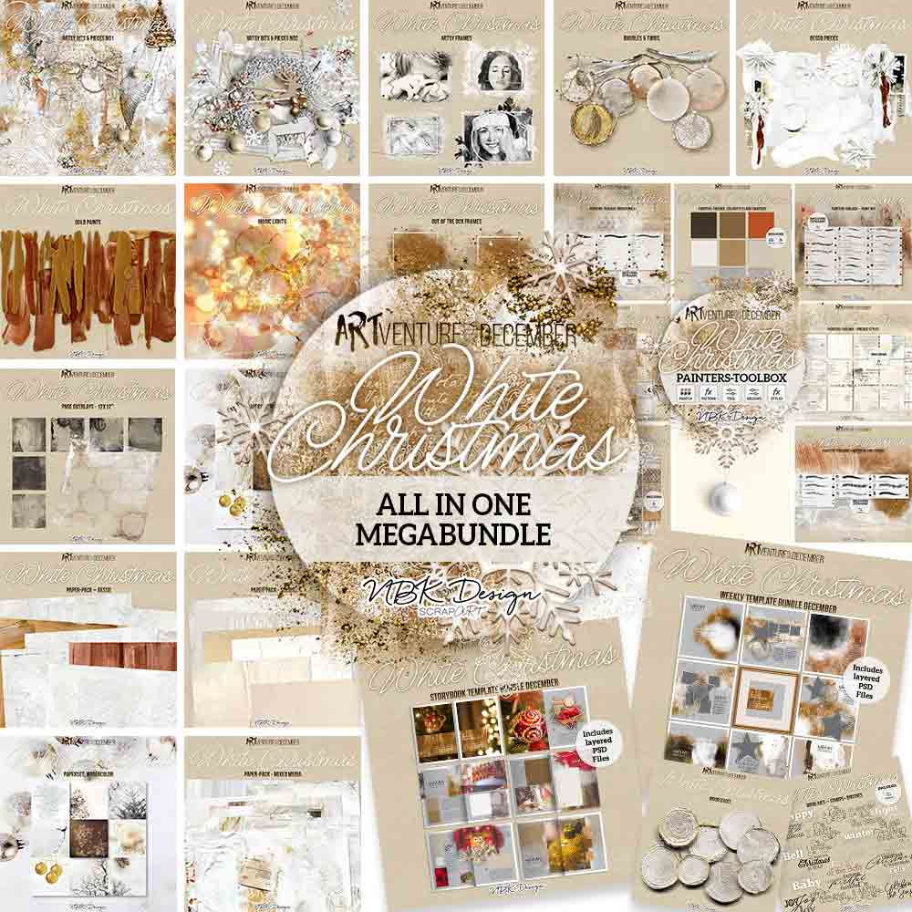 White Christmas {All in one Bundle}