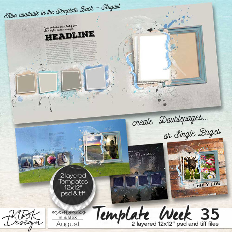 August {Template 35/2015}