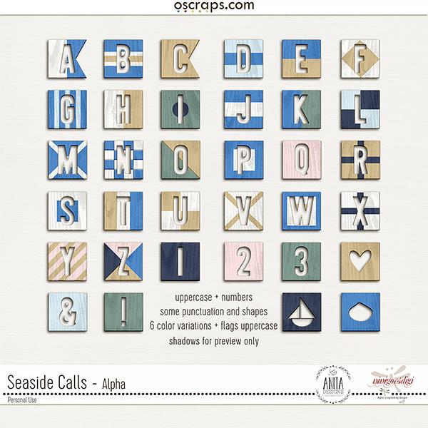 Seaside Calls | Alpha