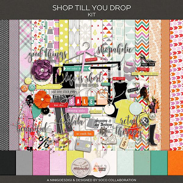 Shop Till You Drop | Kit