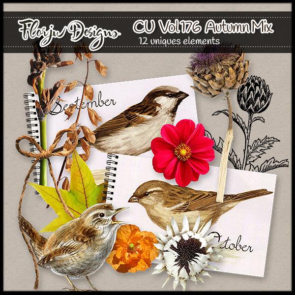 Cu vol 176 Autumn Mix
