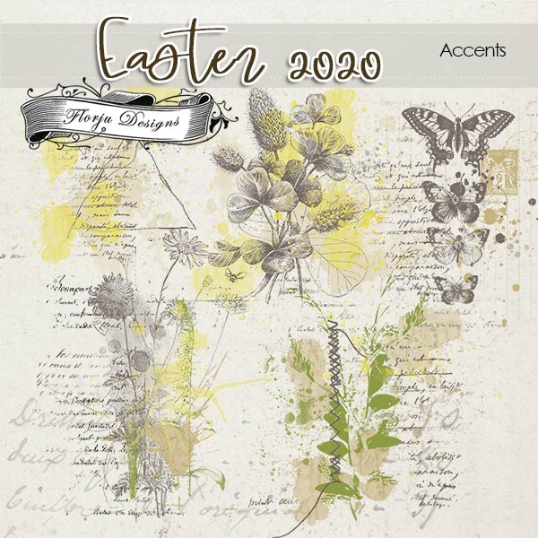 Easter 2020 [Accents PU ] by Florju Designs