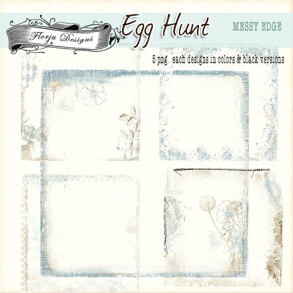 Egg Hunt [ Edge PU ] by Florju Designs