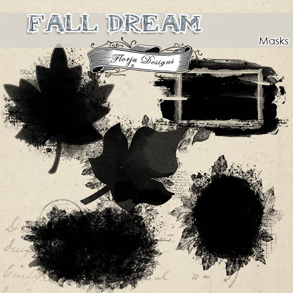 Fall Dream [ Masks PU ] by Florju Designs