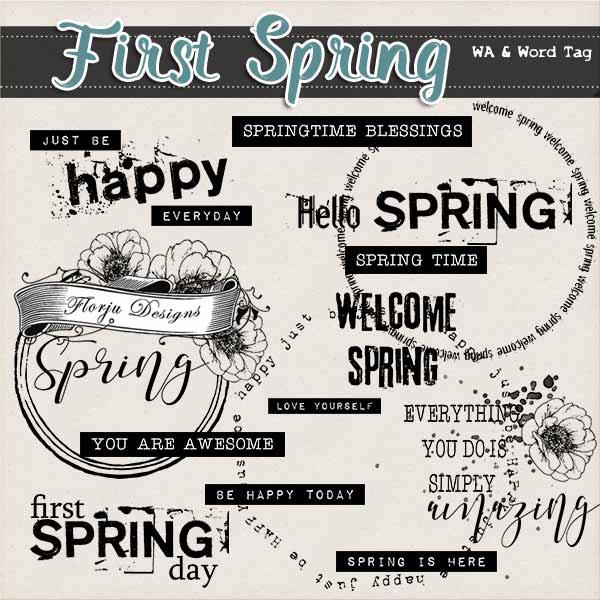 First Spring {  WA PU } by Florju Designs