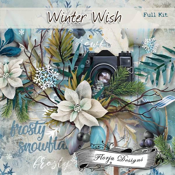 Winter Wish { Kit PU } by Florju Designs