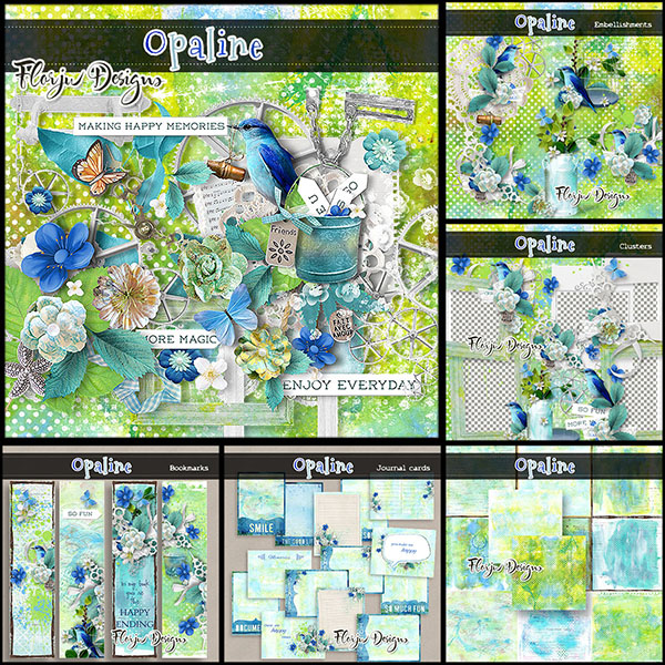 Opaline Collection