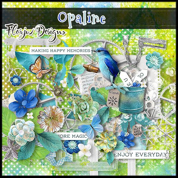 Opaline Full Kit